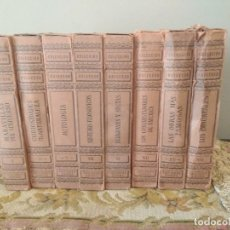 Libros de segunda mano: LOTE 8 TOMOS- COLECCIÓN UNIVERSO - EDICIONES ESPAÑA - 160 LIBRITOS. Lote 125139791