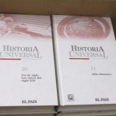 Gebrauchte Bücher - COLECCIÓN HISTORIA UNIVERSAL, SALVAT (24 LIBROS) - 125143335
