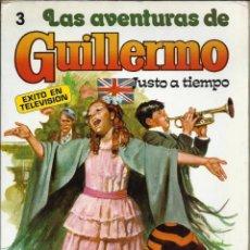 Libros de segunda mano: LAS AVENTURAS DE GUILLERMO.. Lote 125160843