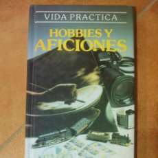 Livres d'occasion: HOBBIES Y AFICIONES VIDA PRACTICA SUSAETA 93P 280G. Lote 125286099