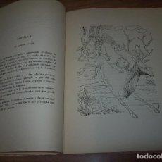 Libros de segunda mano: CACERÍAS AMERICANAS. ESTEBAN HERNÁNDEZ . CLAN LIBRERÍA. 1952. ILUSTRACIONES PERELLÓN. NUMERADO.. Lote 125351431