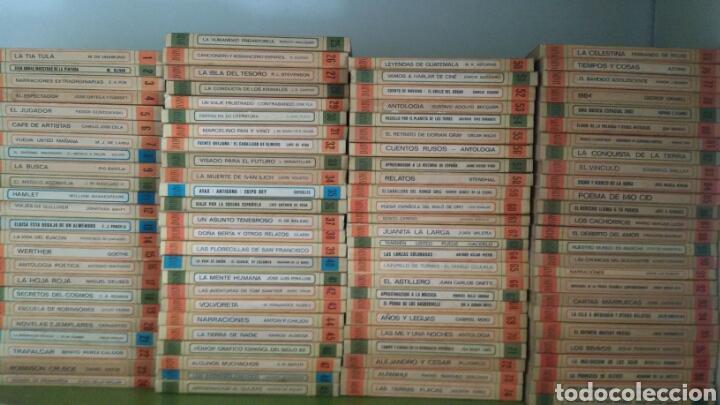 Libros de segunda mano: Biblioteca Básica Salvat de Libros RTV. 100 títulos. COMPLETA. 1ª edición, 1969 - Foto 2 - 125387116
