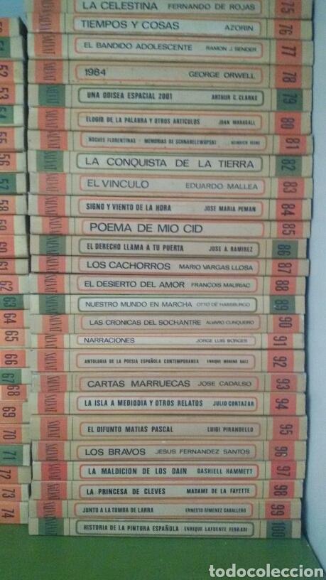 Libros de segunda mano: Biblioteca Básica Salvat de Libros RTV. 100 títulos. COMPLETA. 1ª edición, 1969 - Foto 3 - 125387116