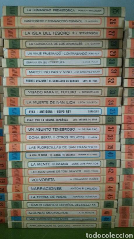 Libros de segunda mano: Biblioteca Básica Salvat de Libros RTV. 100 títulos. COMPLETA. 1ª edición, 1969 - Foto 5 - 125387116