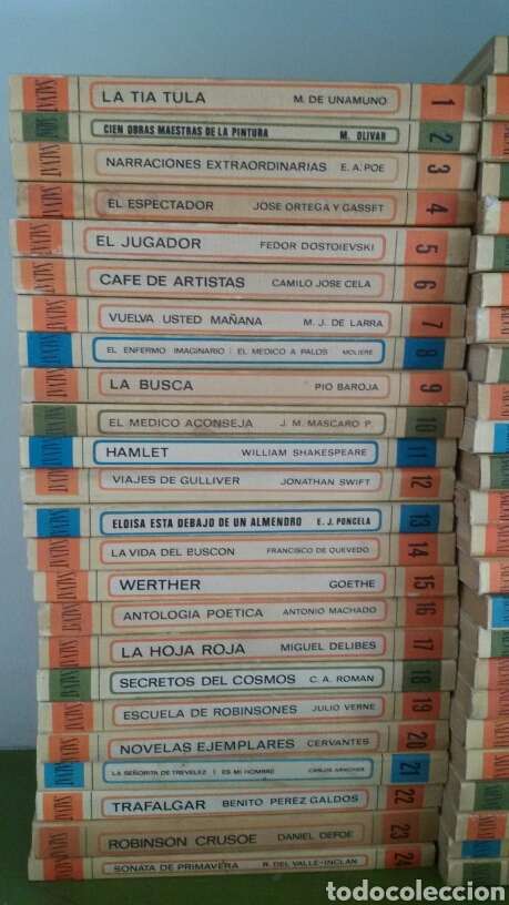 Libros de segunda mano: Biblioteca Básica Salvat de Libros RTV. 100 títulos. COMPLETA. 1ª edición, 1969 - Foto 6 - 125387116