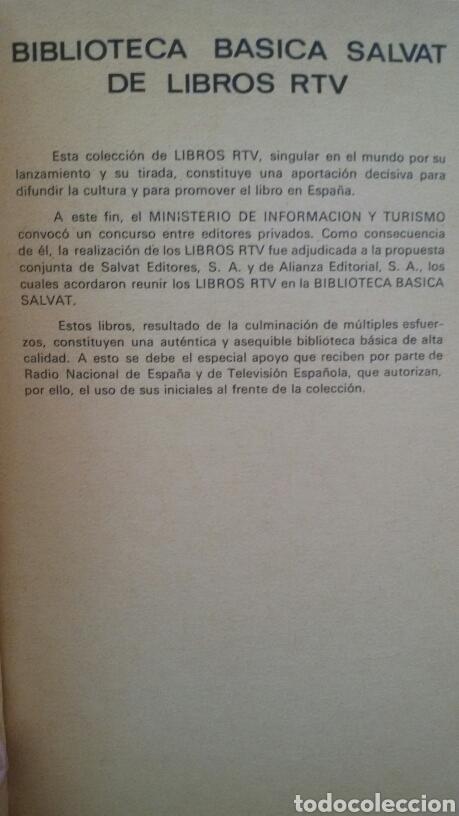 Libros de segunda mano: Biblioteca Básica Salvat de Libros RTV. 100 títulos. COMPLETA. 1ª edición, 1969 - Foto 11 - 125387116