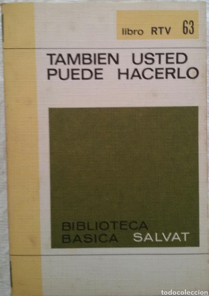 Libros de segunda mano: Biblioteca Básica Salvat de Libros RTV. 100 títulos. COMPLETA. 1ª edición, 1969 - Foto 15 - 125387116