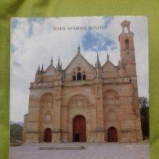 Libros de segunda mano: GUÍA ARTÍSTICA DE ANTEQUERA. JESÚS ROMERO BENÍTEZ. 1989.. Lote 125390211