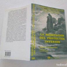 Libros de segunda mano: EDWIN C. STEINBRECHER LA MEDITACIÓN DEL PROTECTOR INTERIOR. RMT86780. Lote 125425751