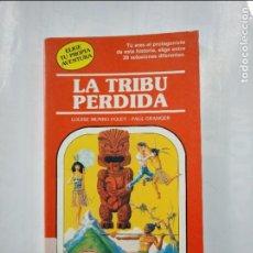 Libros de segunda mano - ELIGE TU PROPIA AVENTURA Nº 24. LA TRIBU PERDIDA. LOUISE MUNRO FOLEY. PAUL GRANGER. TIMUN MAS TDK220 - 125429063