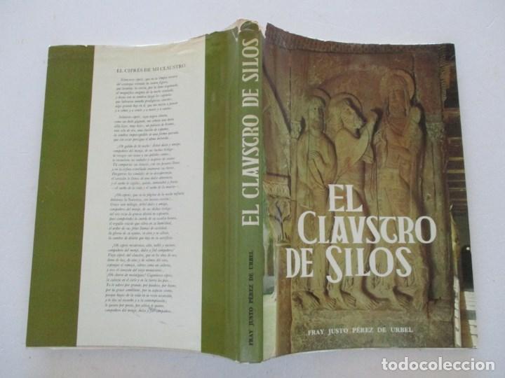 FRAY JUSTO PÉREZ DE URBEL EL MONASTERIO DE SILOS. RMT86794 (Libros de Segunda Mano - Historia - Otros)