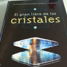 Libros de segunda mano: EL GRAN LIBRO DE LOS CRISTALES--ALICIA GALLOTI-MARTINEZ ROCA--1998-PERFECTO ESTADO. Lote 125431159