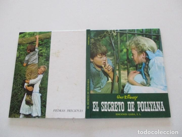 WALT DISNEY EL SECRETO DE POLLYANA. RMT86807 (Libros de Segunda Mano - Literatura Infantil y Juvenil - Otros)
