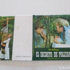 Libros de segunda mano: WALT DISNEY EL SECRETO DE POLLYANA. RMT86807. Lote 125433891