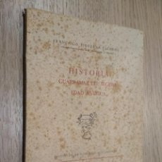 Libros de segunda mano: AMPARO SEVILLA MERINO . JOAQUIN MARIA LOPEZ. Lote 125480835