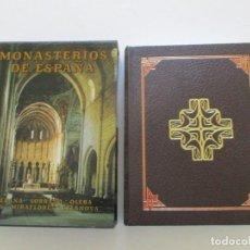 Libros de segunda mano: VV.AA. MONASTERIOS DE ESPAÑA. RM86850. Lote 125627999