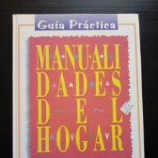 Libros de segunda mano: GUIA PRACTICA MANUALIDADES DEL HOGAR AVON CON LA COLABORACIÓN DE PLANETA AGOSTINI. Lote 125732240