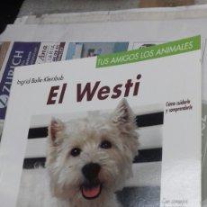 Libros de segunda mano: EL WESTI.EVEREST. Lote 125829612