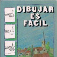 Libros de segunda mano: DIBUJAR ES FÁCIL, DE PIERRE PORTE. (ED. MOLINO, 1987) . Lote 125895343