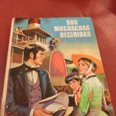 Libros de segunda mano: DOS MUCHACHAS DECIDIDAS - EDITORIAL VASCO AMERICANA - 119 PAGS. MUY ILUSTRADO - SERIE JOVENCITA. Lote 125907827