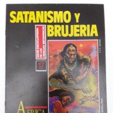 Libros de segunda mano: -AFRICA LA CUNA DE LOS BRUJOS-SATANISMO Y BRUJERIA-1992-. Lote 125917015