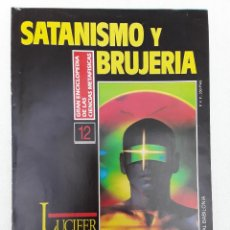 Libros de segunda mano: LUCIFER Y LOS LUCIFERINOS-SATANISMO Y BRUJERIA-1992-. Lote 125917835