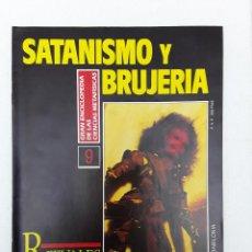Libros de segunda mano: RITUALES Y ENIGMAS DEL VUDU-SATANISMO Y BRUJERIA-1992-. Lote 125917927