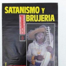 Libros de segunda mano: -LOS PODERES DEL VUDU-SATANISMO Y BRUJERIA-1992-. Lote 125918031
