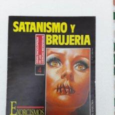 Libros de segunda mano: EXORCISMOS Y EXORCISTAS-SATANISMO Y BRUJERIA-1992-. Lote 125919179