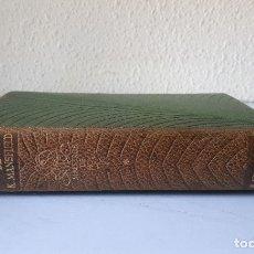 Libros de segunda mano: KATHERINE MANSFIELD / OBRAS / EDITORIAL PLAZA-JANES 1959. Lote 125909467