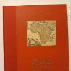 Libros de segunda mano: HISTORIA ESPAÑA ENSAYO - EXPLORADORES ESPAÑOLES OLVIDADOS DE ÁFRICA TERESA ZUBILLAGA 2001. Lote 125864430