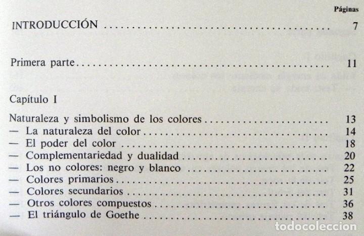 abc de los colores - su influencia en la vida d - Comprar en ...