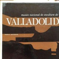 Libros de segunda mano: MUSEO NACIONAL DE ESCULTURA DE VALLADOLID.FEDERICO WATTENBERG.1963 AGUILAR LIBRO DIAPOSITIVAS . Lote 126076763