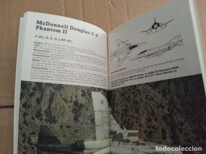 Libros de segunda mano: TECNOLOGÍA MILITAR - 30 GUÍAS ILUSTRADAS (AVIONES, BUQUES, CARROS, ARMAMENTO...) - ORBIS, 1986 - Foto 7 - 126100995