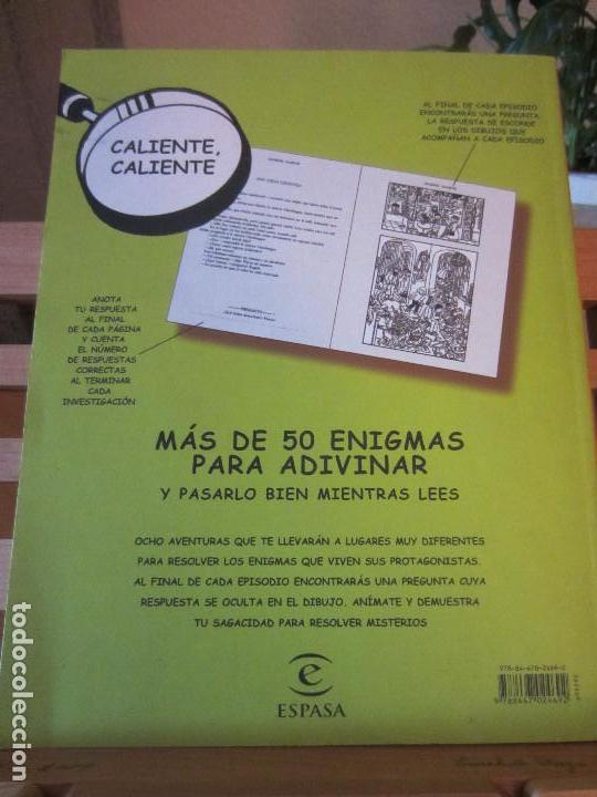 Libros de segunda mano: CALIENTE,CALIENTE-Hans Jurgen Press-ESPASA-1ª EDICION 2007- TOTALMENTE DESCATALOGADO - Foto 2 - 180121253
