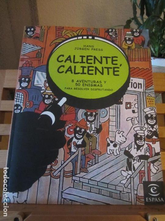 CALIENTE,CALIENTE-HANS JURGEN PRESS-ESPASA-1ª EDICION 2007- TOTALMENTE DESCATALOGADO (Libros de Segunda Mano - Literatura Infantil y Juvenil - Otros)