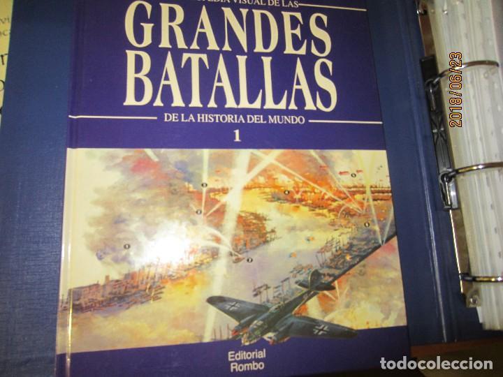 GRANDES BATALLAS N-1 (Libros de Segunda Mano - Historia - Otros)