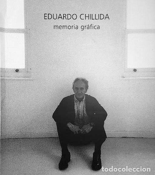 Libros de segunda mano: Eduardo Chillida. Memoria Gráfica. 75 Aniversario. (Kosme de Barañano). - Foto 2 - 126142151