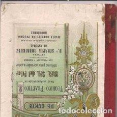 Libros de segunda mano: NUEVO MÉTODO DE CORTE. Dª SERAPIA RODRÍGUEZ. Lote 126161967
