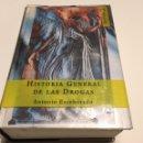 Libros de segunda mano: HISTORIA GENERAL DE LAS DROGAS. ANTONIO ESCOHOTADO 1999. Lote 126207695
