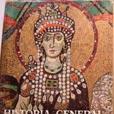 Libros de segunda mano: HISTORIA GENERAL DEL ARTE - TOMO I - MONTANER Y SIMON 1958. Lote 126220783