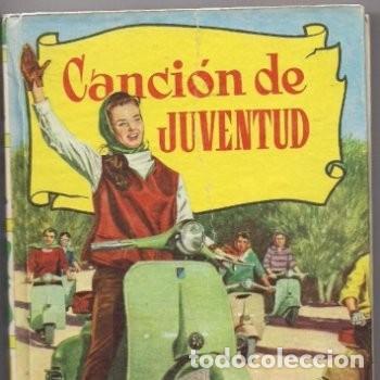 CANCIÓN DE JUVENTUD ROCIO DURCAL 1ª EDICIÓN. (Libros de Segunda Mano - Literatura Infantil y Juvenil - Otros)