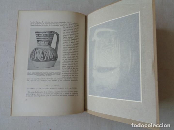 Libros de segunda mano: CERAMICA DEL LEVANTE ESPAÑOL.3 TOMOS.MANUEL GONZALEZ MARTI - Foto 3 - 126353767