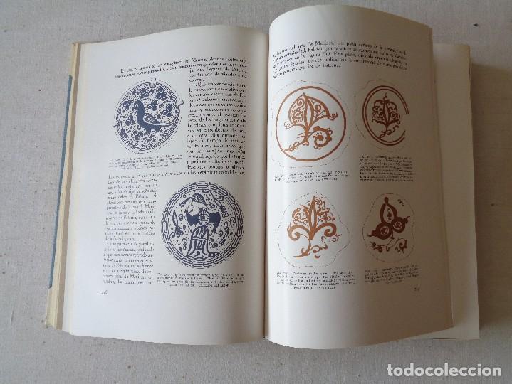 Libros de segunda mano: CERAMICA DEL LEVANTE ESPAÑOL.3 TOMOS.MANUEL GONZALEZ MARTI - Foto 4 - 126353767