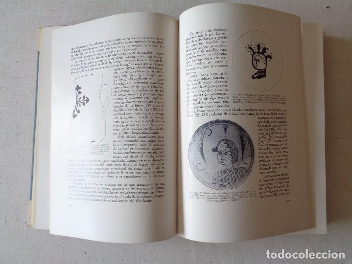 Libros de segunda mano: CERAMICA DEL LEVANTE ESPAÑOL.3 TOMOS.MANUEL GONZALEZ MARTI - Foto 5 - 126353767