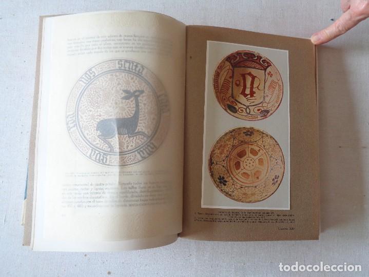 Libros de segunda mano: CERAMICA DEL LEVANTE ESPAÑOL.3 TOMOS.MANUEL GONZALEZ MARTI - Foto 6 - 126353767
