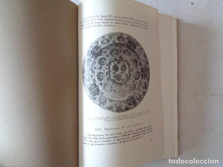 Libros de segunda mano: CERAMICA DEL LEVANTE ESPAÑOL.3 TOMOS.MANUEL GONZALEZ MARTI - Foto 9 - 126353767