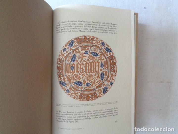 Libros de segunda mano: CERAMICA DEL LEVANTE ESPAÑOL.3 TOMOS.MANUEL GONZALEZ MARTI - Foto 10 - 126353767