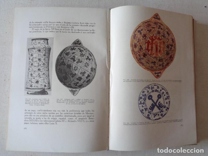 Libros de segunda mano: CERAMICA DEL LEVANTE ESPAÑOL.3 TOMOS.MANUEL GONZALEZ MARTI - Foto 11 - 126353767
