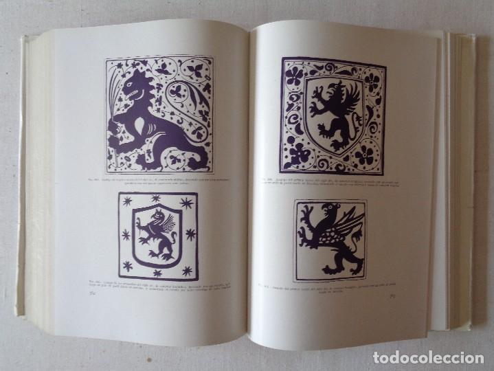 Libros de segunda mano: CERAMICA DEL LEVANTE ESPAÑOL.3 TOMOS.MANUEL GONZALEZ MARTI - Foto 18 - 126353767